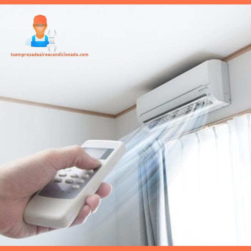 Reparar aire acondicionado en Madrid.